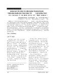 Đánh giá tác dụng của viên nang Tieukhatling trên bệnh nhân đái tháo đường typ 2 đã dùng thuốc y học hiện đại tại Bệnh viện y học cổ truyền Hà Nội