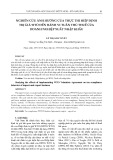 Nghiên cứu ảnh hưởng của thực thi hiệp định trị giá WTO đến hành vi tuân thủ thuế của doanh nghiệp xuất nhập khẩu