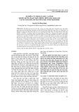 Nghiên cứu định lượng cacbon trong rừng ngập mặn trồng hỗn giao hai loài tại xã Nam Phú, huyện Tiền Hải, tỉnh Thái Bình