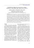Nuôi cấy mô lá Đinh lăng (Polyscias fruticosa L. Harms) tạo rễ tơ và định lượng hoạt chất saponin tích lũy