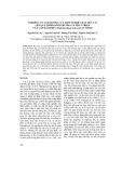 Nghiên cứu ảnh hưởng của một số hợp chất hữu cơ lên quá trình sinh trưởng và phát triển cây lan hài hồng (Paphiopedilum delenatii) in vitro