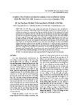 Nghiên cứu sử dụng hormone Lhrha và Hcg để kích thích sinh sản cho cóc nhà Duttaphrynus melanostictus (Schneider, 1799)