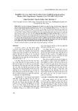 Nghiên cứu cấu trúc quần thể loài cá trích Sardinella gibbosa bleeker, 1849 tại vùng biển Việt Nam