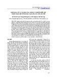 Khả năng xử lý sulfide của chủng vi khuẩn hiếu khí được phân lập từ bãi rác Nam Sơn, Sóc Sơn, Hà Nội
