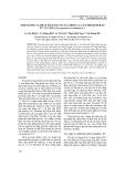 Nhân dòng và phân tích yếu tố tác động Cis của promoter e8 từ cà chua (Lycopersicon esculentum L.)