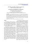 Sản xuất saponin bằng kỹ thuật nuôi cấy mô sẹo Đinh lăng (Polyscisa fruticosa L. Harms)