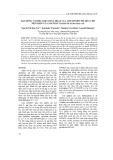 Tạo dòng và biểu hiện phân đoạn của gen DFNB59 mã hóa cho pejvakin của người ở vi khuẩn Escherichia coli