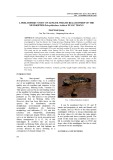 A preliminery study on length weight relationship of the mudskipper Boleophthalmus boddarti in Soc Trang