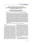 Khảo sát điều kiện lên men sinh tổng hợp hPDGF-BB tái tổ hợp từ chủng Pichia pastoris