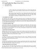 10 bí quyết giúp bạn sống có mục đích - Cẩm nang nghề nghiệp
