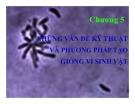 Bài giảng Vi sinh thực phẩm: Chương 5 - Trần Thị Huyền