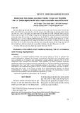 """Đánh giá tác dụng của bài thuốc y học cổ truyền """"TB-15"""" trên bệnh nhân rối loạn lipid máu nguyên phát"""