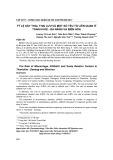 Tỷ lệ sẩy thai, thai lưu và một số yếu tố liên quan ở Thanh Khê - Đà Nẵng và Biên Hòa