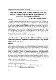 Thực trạng kiến thức và thực hành về tuân thủ điều trị của người bệnh lao tại Bệnh viện lao và bệnh phổi tỉnh Nam Định năm 2016