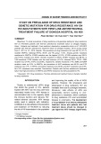 Study on prevalance of drug resistance and genetic mutation for drug resistance HIV on HIV/AIDS patients with first line antiretroviral treatment failure at Dongda hospital Ha Noi