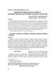 Nghiên cứu đánh giá chất lượng và độ ổn định nguyên liệu Pidotimod tổng hợp tại Việt Nam