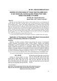 Nghiên cứu ứng dụng kỹ thuật hấp phụ miễn dịch vi hạt đánh dấu huỳnh quang trong phát hiện đồng thời nhiều cytokine