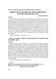 Nghiên cứu cơ cấu bệnh tật trong cộng đồng ở Kon Tum, giai đoạn 2009-2013