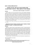 """Nghiên cứu độc tính cấp và bán trường diễn của bài thuốc """"hạ áp-01"""" trên động vật thực nghiệm"""