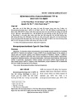 Bệnh Mucopolysaccharidose týp III: báo cáo ca bệnh