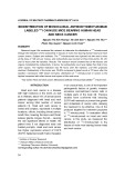 Biodistribution of monoclonal antibody nimotuzumab labeled 131I  on nude mice bearing human head and neck cancer
