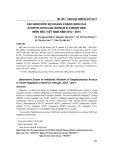 Xác định mức độ kháng kháng sinh của Staphylococcus aureus ở 3 Bệnh viện miền Bắc Việt Nam năm 2012-2014