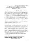 So sánh tác dụng gây tê tủy sống bằng Bupivacain midazolam với Bupivacain fentanyl trong mổ lấy thai