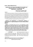 Nghiên cứu xây dựng phần mềm hỗ trợ giảng dạy triển khai bãi xử lý vệ sinh bộ phận trạm quân y trung đoàn