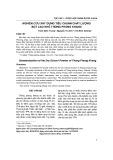 Nghiên cứu xây dựng tiêu chuẩn chất lượng bột cao khô thống phong khang