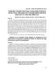 Thẩm định phương pháp định lượng amphotericin B trong thuốc tiêm đông khô liposome amphotericin B bằng sắc ký lỏng hiệu năng cao
