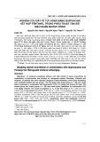 Nghiên cứu gây tê tủy sống bằng bupivacain kết hợp fentanyl trong phẫu thuật tán sỏi niệu quản ngược dòng