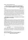 Phân tích gen ftsZ - xác định vật chủ sản xuất hợp chất tự nhiên onnamide từ theonella swinhoei