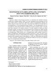 Investigation of plasma leptin level in patients with type 2 diabetes mellitus