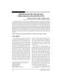 Biến đổi dẫn truyền thần kinh giữa ở bệnh nhân mắc hội chứng ống cổ tay
