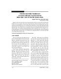 Phương pháp điều trị bệnh nhi di chứng viêm não tại khoa Nội nhi, Bệnh viện Y học Cổ truyền Trung ương