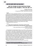 Một số chỉ định của siêu âm nội soi trong chuẩn đoán và điều trị bệnh lý tiêu hóa, mật tụy