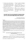 Hai hợp chất Polyoxygenated steroid phân lập từ loài san hô mềm Sinularia cruciata