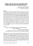 Nghiên cứu hiệu quả của Lamivudine trên bệnh nhân xơ gan do virus viêm gan B