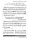 Nghiên cứu đáp ứng xơ hóa gan ở bệnh nhân viêm gan B mạn hoạt động điều trị bằng Entecavir