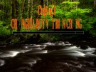 Bài giảng Nguyên lý Mác-Lênin - Chương 1: Chủ nghĩa duy vật biện chứng