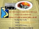 Bài giảng Những vấn đề cơ bản của chủ nghĩa Mác-Lênin, tư tưởng Hồ Chí Minh - Bài 9: Tư tưởng Hồ Chí Minh về dân tộc gắn liền với chủ nghĩa xã hội