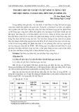 Tìm hiểu một số vấn đề về chữ Nôm và tiếng Việt thể hiện trong văn bản Hoa Tiên nhuận chính