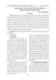 Nhận dạng tiếng nói chữ số Việt áp dụng trong hệ thống nhập điểm