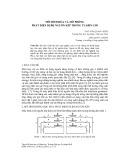 Mô hình hóa và mô phỏng phát điện dị bộ nguồn kép trong Tuabin gió