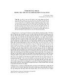 Tính chất tự thuật trong tiểu thuyết gia đình bé mọn của Dạ Ngân