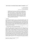 Chức năng của người kể chuyện trong tám triều vua Lý