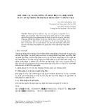 Đối chiếu sự tương đồng và khác biệt của biện pháp tu từ ẩn dụ trong thành ngữ Tiếng Hán và Tiếng Việt