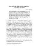 Diễn giải về mối tương quan của Tâm lý học với nghiên cứu văn học