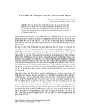 Vài ý kiến về chế độ lưu quan của vua Minh Mạng