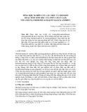 Tổng hợp, nghiên cứu cấu trúc và thăm dò hoạt tính sinh học của phức chất Co(II) với 4 Metylthiosemicacbazon salixylandehit